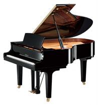 ヤマハグランドピアノのラインナップはこちら
